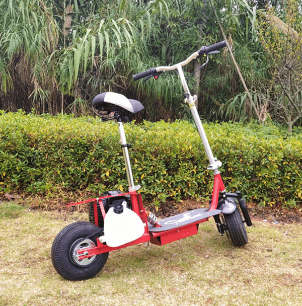 used petrol scooters perth
