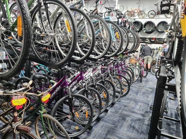mountain bikes perth