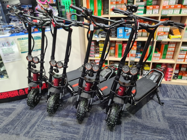 scooters perth